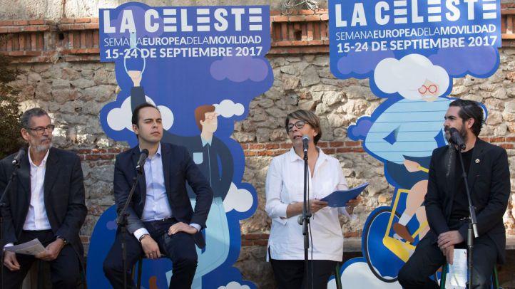 Madrid calienta motores para la Semana de la Movilidad