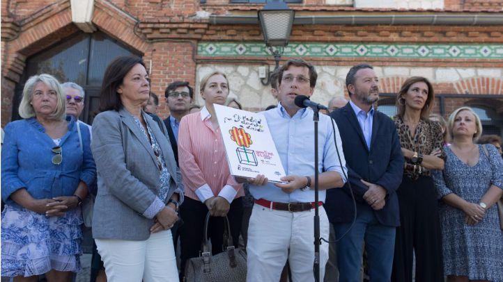 El PP presentará un recurso para frenar el acto en Matadero: 'Es una canallada'