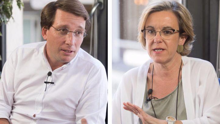 Apología vs. libertad de expresión: Almeida y Causapié debaten sobre el 1-O
