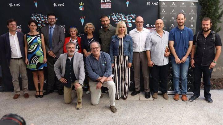 Presentación del  II Festival Internacional de Cine de la Cañada Real '16 Kilómetros'