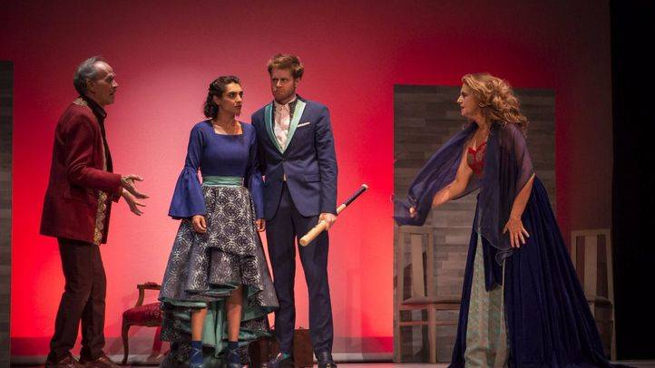 'Tartufo' en el Teatro Infanta Isabel