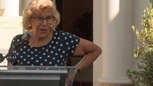 Carmena reconoce que no habrá acto en Matadero