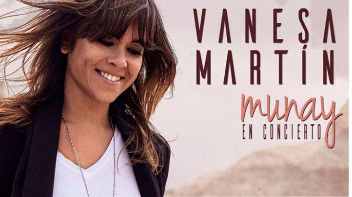Cartel del concierto de Vanesa Martín en Las Ventas.