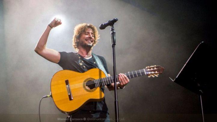 El concierto de Manuel Carrasco se reubica en Rivas