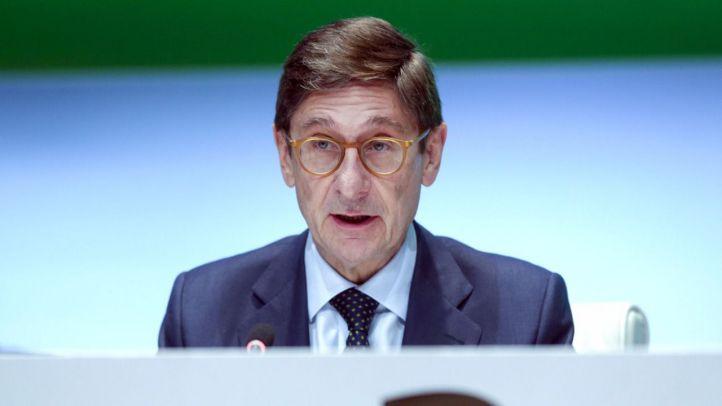 Goirigolzarri afirma que la fusión con BMN elevará los ingresos del negocio bancario e incrementará la rentabilidad