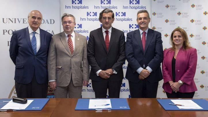 Nace el Instituto de Investigación Sanitaria HM Hospitales