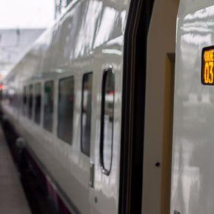 Viajar en tren para cuidar del planeta