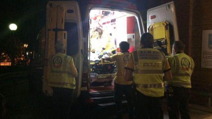 Herido grave tras recibir una puñalada en Carabanchel