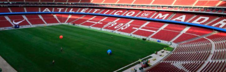 Así será la seguridad en el estreno del Wanda Metropolitano
