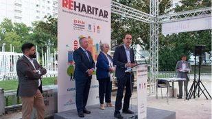 Rehabitar Madrid, el espacio al servicio de la rehabilitación de la vivienda