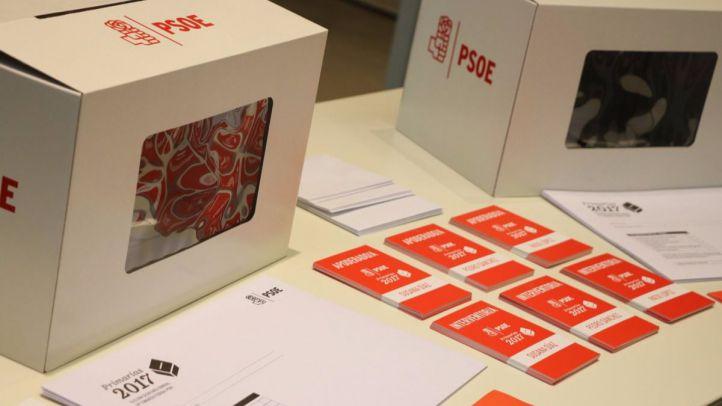 El PSOE-M se niega a prorrogar la recogida de avales