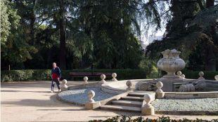 Parque de Fuente el Berro. (Archivo)