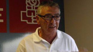 El barrendero que quiere sacar brillo al PSOE-M
