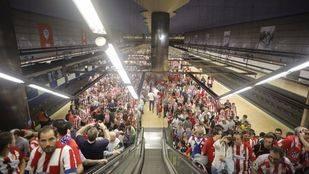 GALERÍA| Así se han vivido los momentos previos a la inauguración del estadio