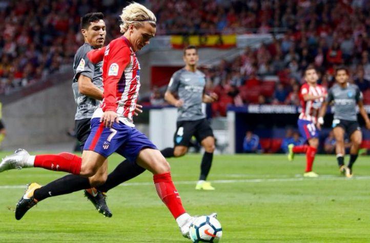 Atlético de Madrid-Málaga