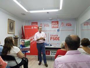José Manuel Franco ha obtenido más avales que el resto de candidatos