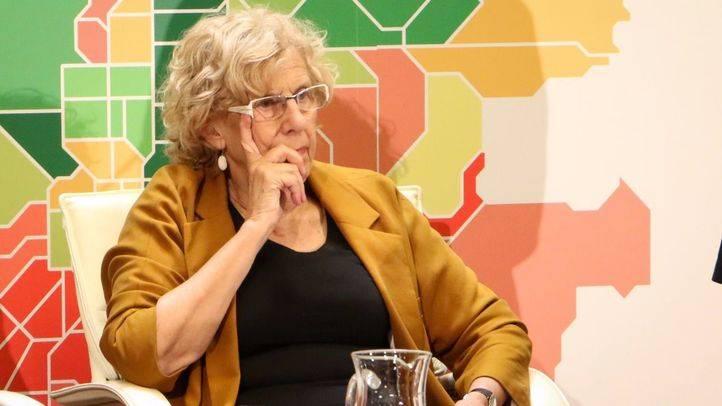 La alcaldesa ha rechazado las críticas de la oposición en la Comisión de Cultura.