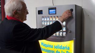 Vuelven a Metro las expendedoras de buenas causas