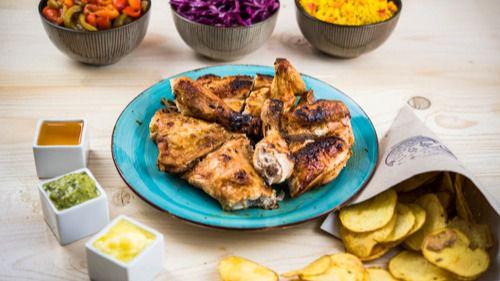 KIP: pollo elaborado con una receta diferente