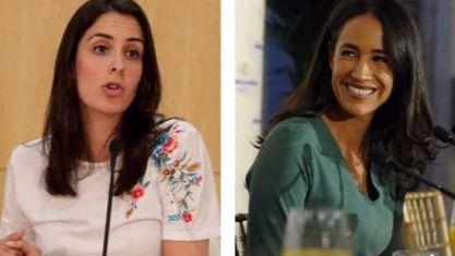 Rita Maestre y Begoña Villacís