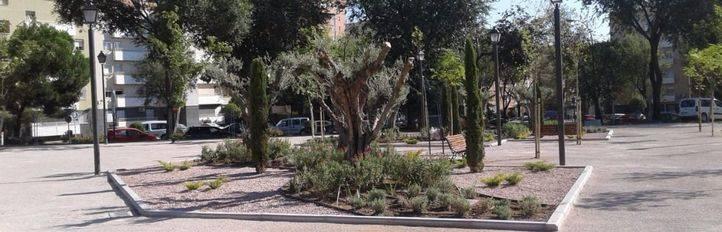 Finalizada la rehabilitación integral del parque Cerro Almodóvar