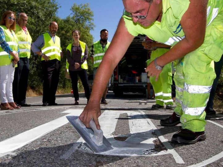 Tres años de obras en hasta mil kilómetros de carreteras