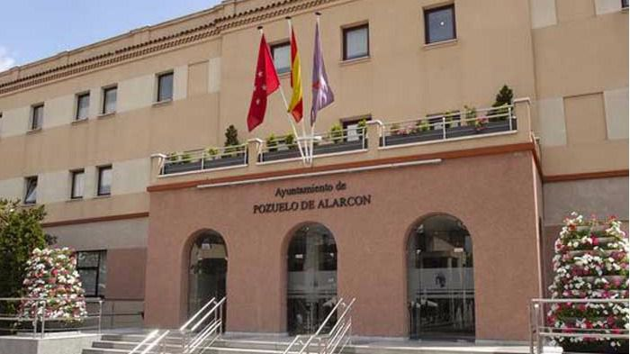 Ayuntamiento de Pozuelo de Alarcón.