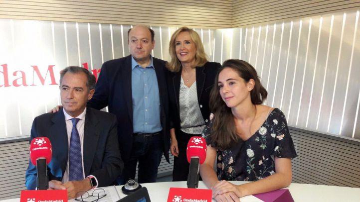 Huerta y Ossorio contraponen los modelos de PP y Podemos para Madrid
