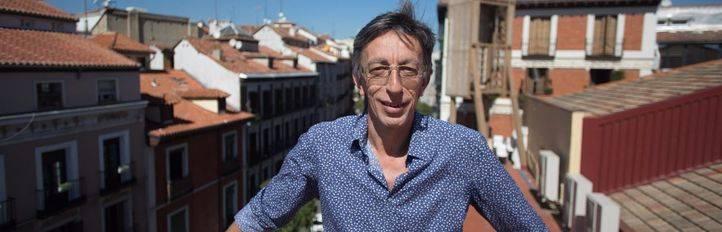 Aitor Tejada, socio del Teatro Pavón Kamikaze
