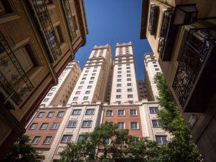 El Edificio España ya puede comenzar su remodelación