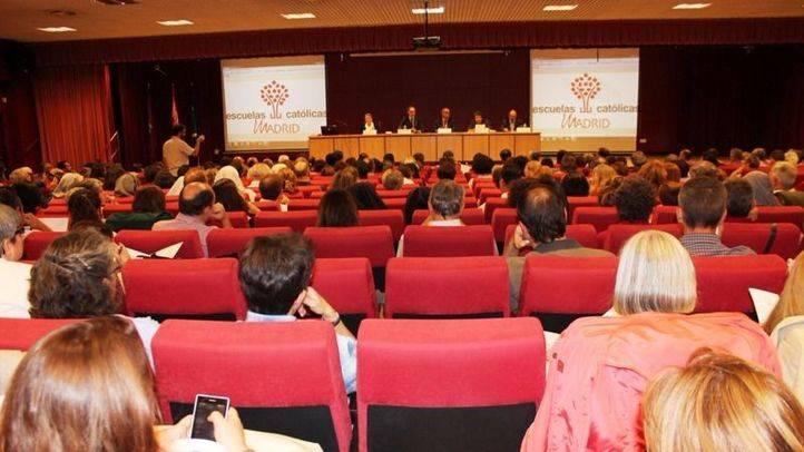Unas cuatrocientas personas se han dado cita en la I Asamblea de Titulares y Directores ECM.