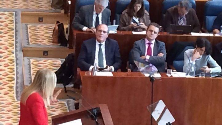 El PSOE en la Asamblea de Madrid