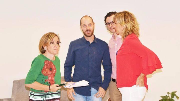 Purificación Causapié se ha reunido con el POSE de Rivas para tratar sobre La Cañada Real,vertidos y el desarrollo urbanístico del Sureste.