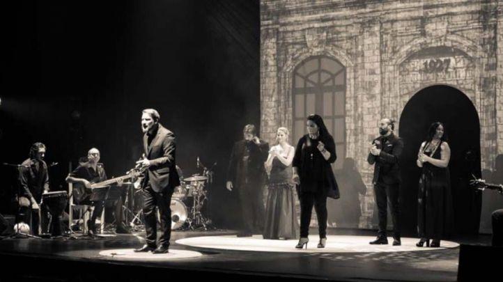 '27 Flamenco' en el Teatro de la luz Philips Gran Vía
