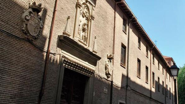 Iglesia Monasterio de San Plácido, en Malasaña