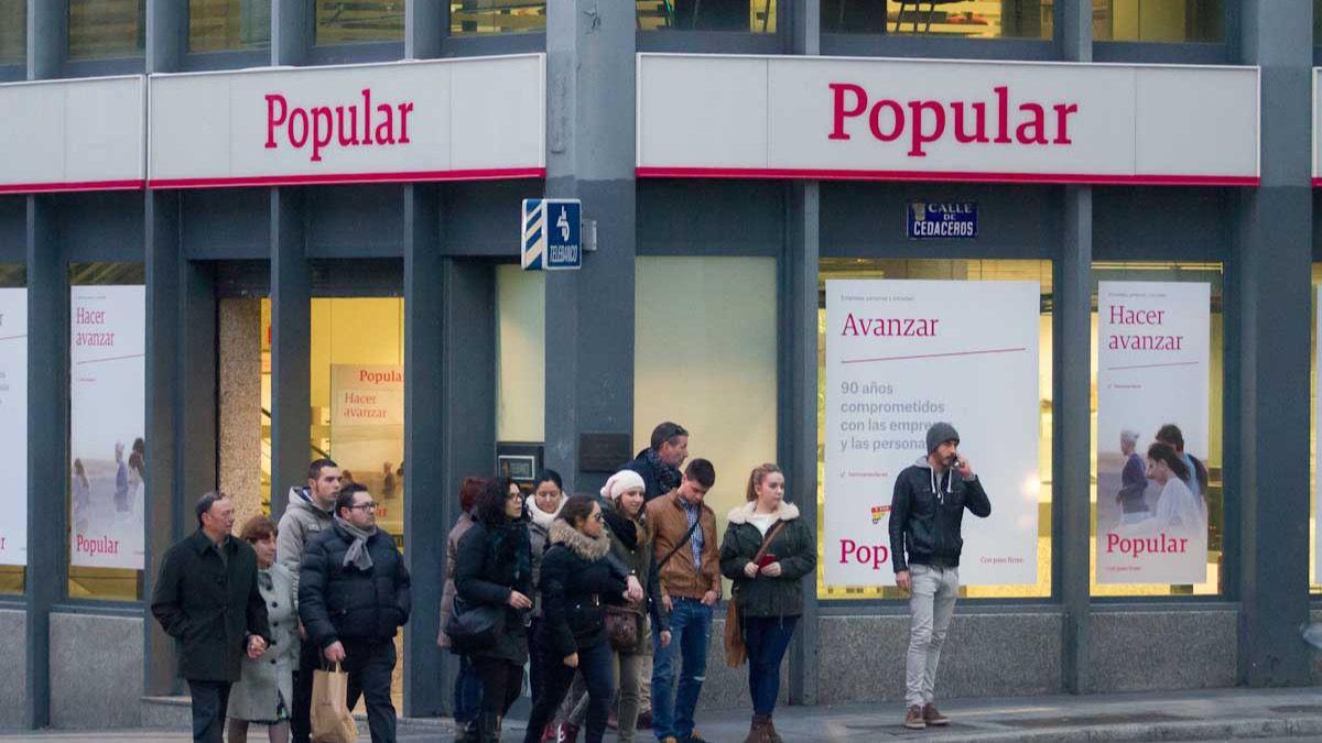 Afecci n al tr fico en la a 2 por las obras de mejora de - Banco popular oficinas madrid ...