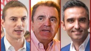 Aplazado al martes el debate entre los candidatos a liderar el PSOE-M