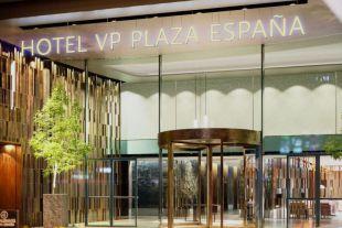 Plaza de España tendrá un nuevo hotel en Navidad