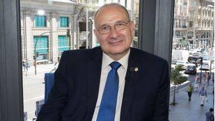 Luis Martínez Hervás, alcalde de Parla.