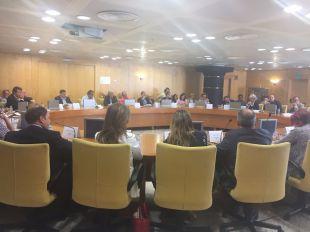 DCN acude a la primera mesa sobre Madrid Nuevo Norte