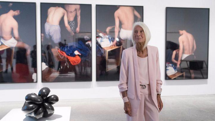 Exposición de las obras de arte contemporáneo de la colección de la galerista Soledad Lorenzo en el Museo Nacional Centro de Arte Reina Sofía.