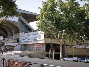 Las carencias del estadio de Vallecas