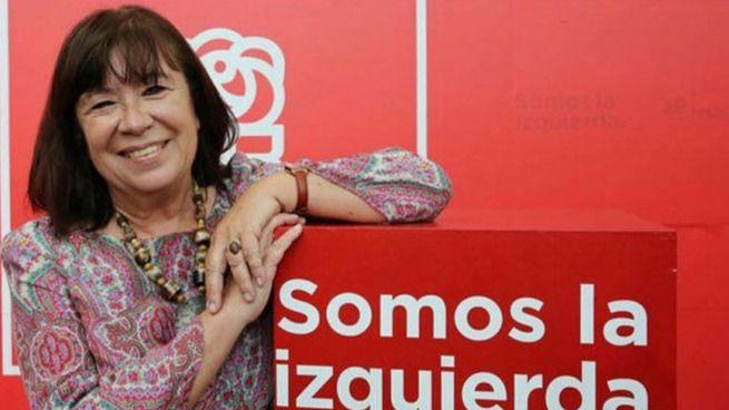 Narbona hará balance de la acción política del PSOE en Puente de Vallecas