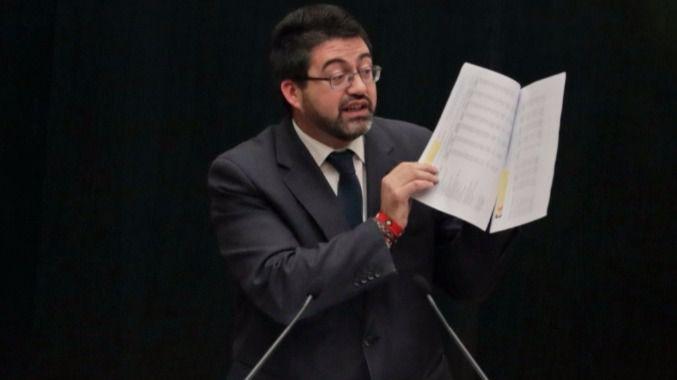 El Ayuntamiento gana en transparencia, según Carlos Sánchez Mato.