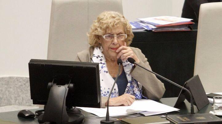 Higueras ve en Carmena 'la mejor candidata' a la Alcaldía.