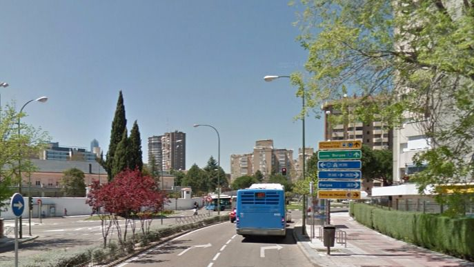 Avenida de San Luis
