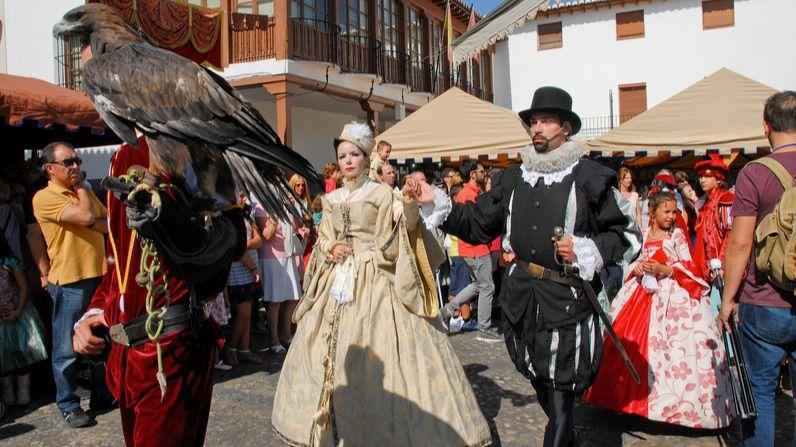 Valdemoro celebra su Feria Barroca