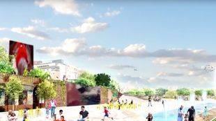 Proyecto del Ecobulevar Digital de Alcobendas.