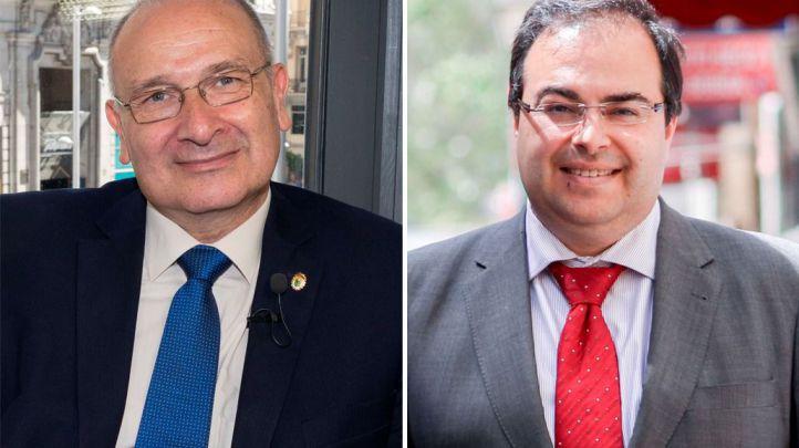 Una cita con los alcaldes de Parla y Leganés