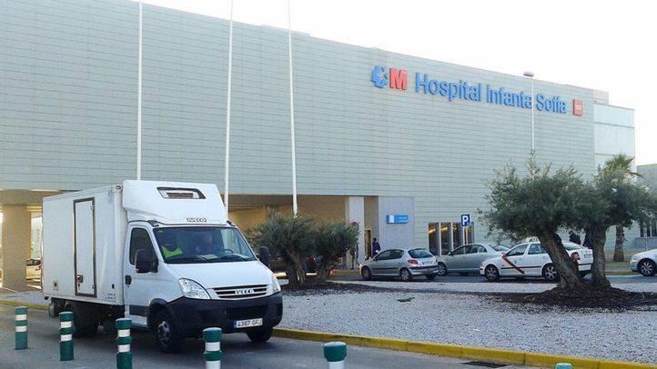 Desaparece un niño cerca del Hospital Infanta Sofía